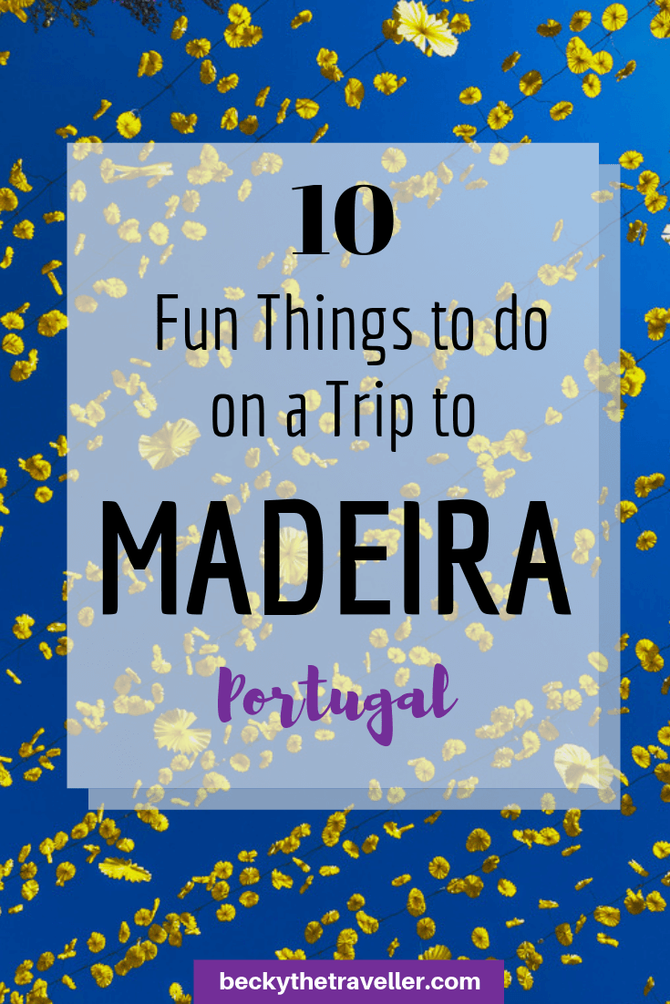 Things to do in Madeira Portugal 6