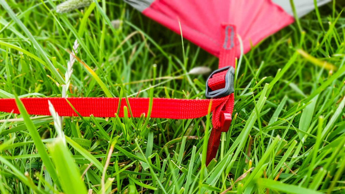 MSR Hubba NX Tent Stakes