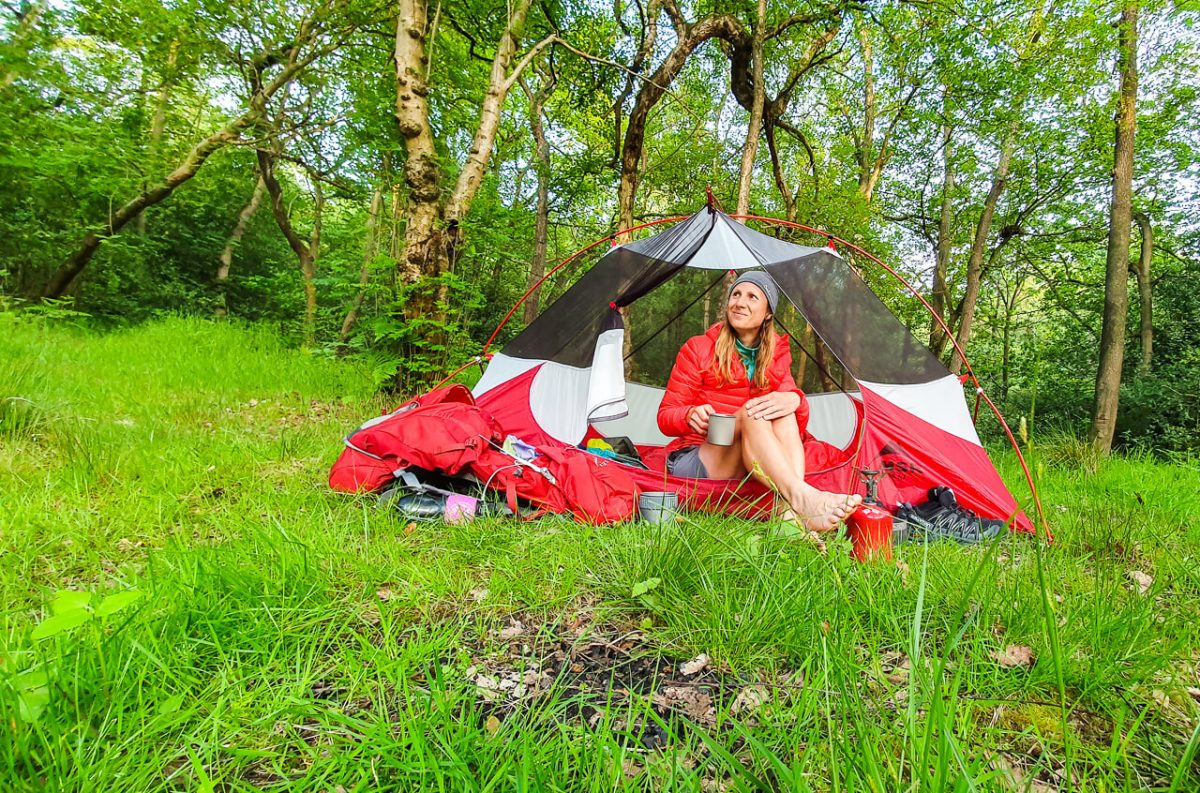 MSR Tents UK - Hubba NX 1