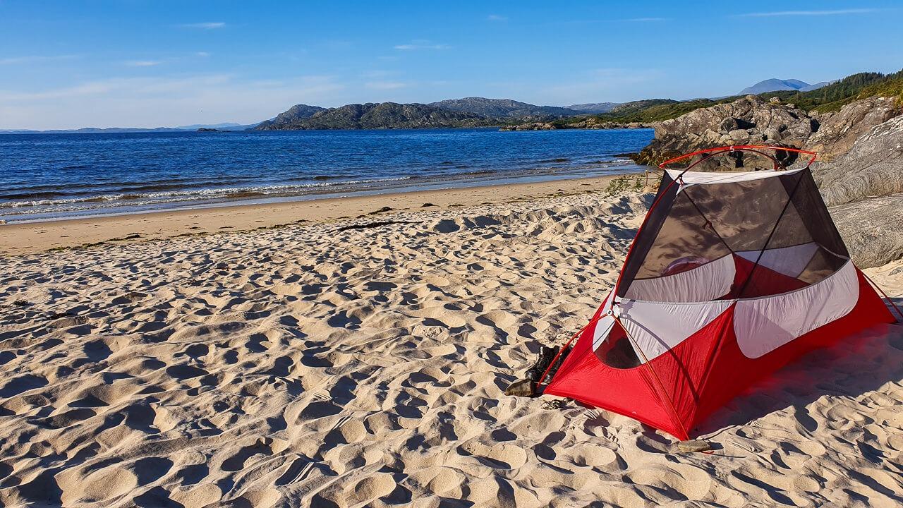 Hubba MSR Tent UK