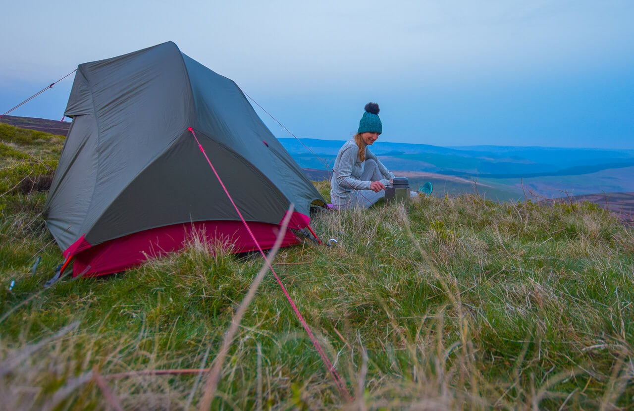Wild Camping Peak District >> Wild Camping In The Peak District How To Do It Right