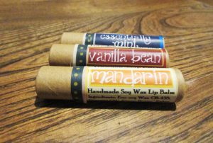 Eco Friendly Lip Balms