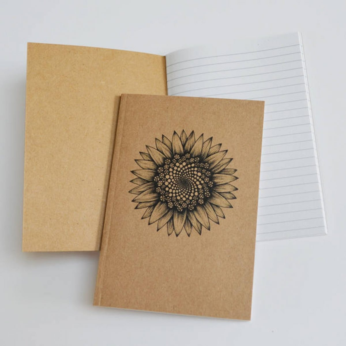 Eco-friendly notebook gift