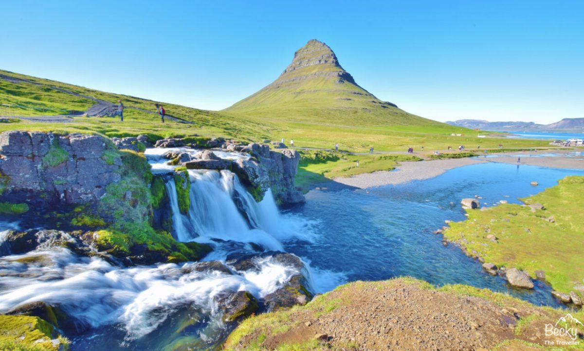 Iceland amazing scenery