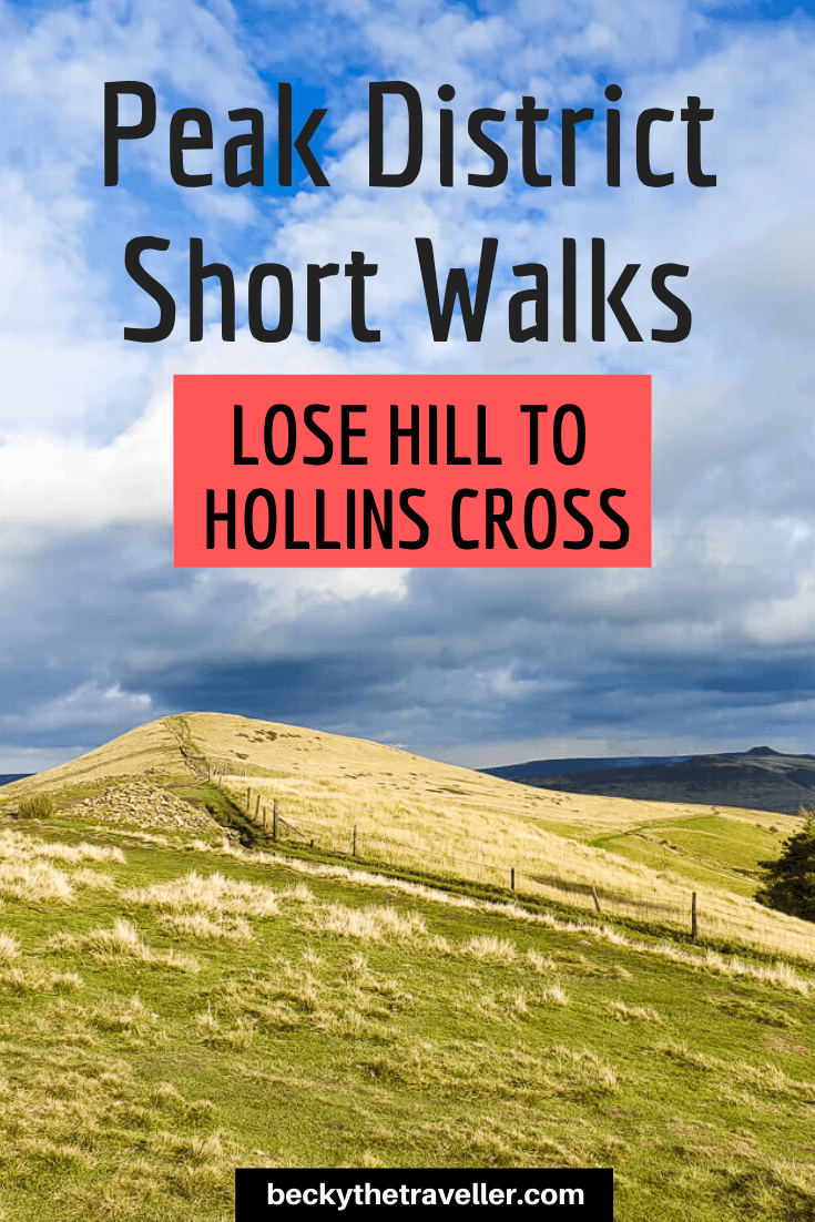 Lose Hill Walk Peak District 2