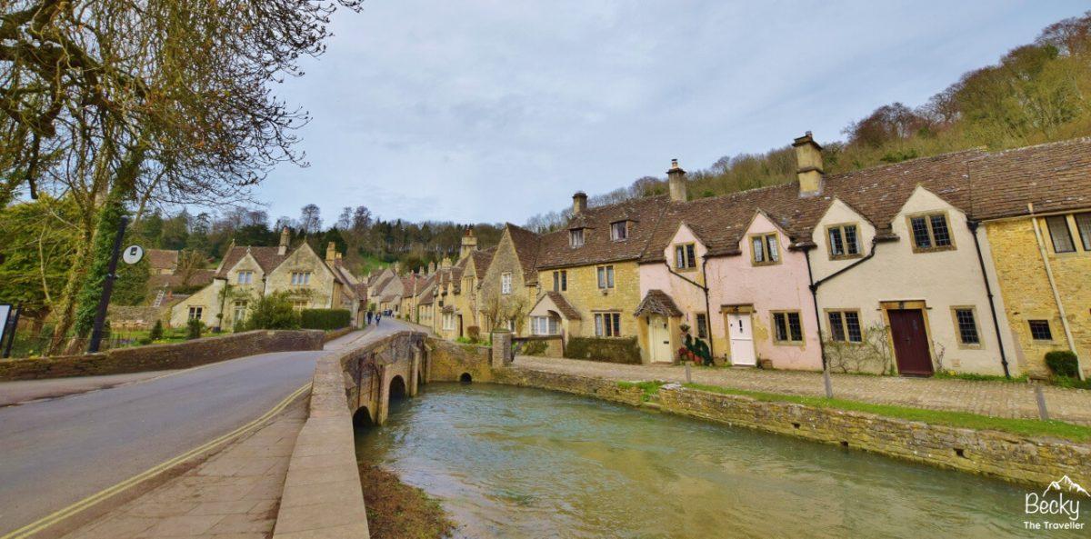 Castle Combe Pretty Village Cotswolds