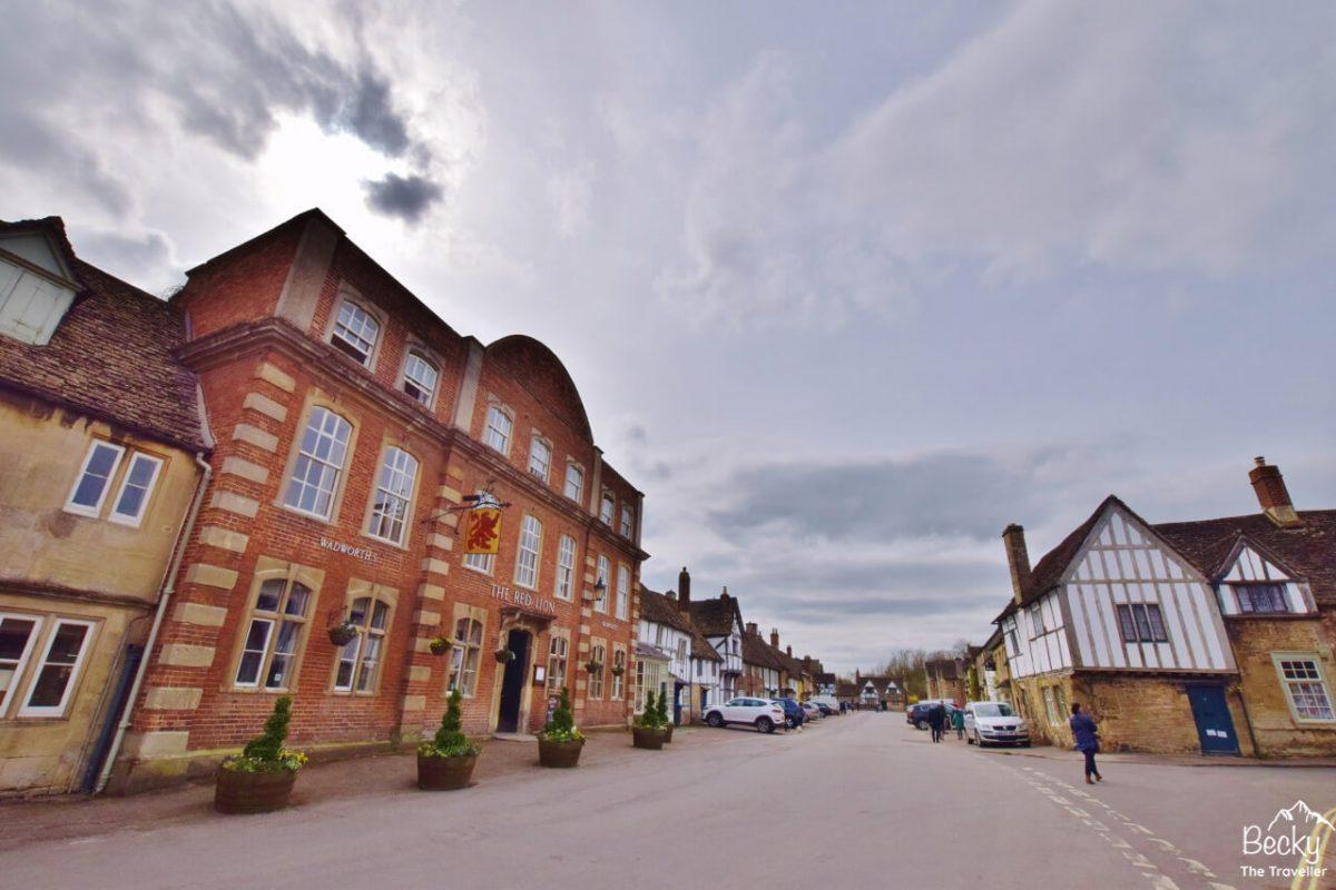 Lacock Village - Cotswolds