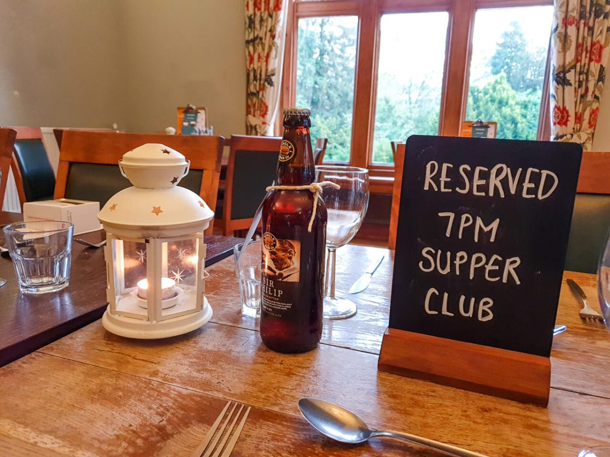 YHA Supper Club
