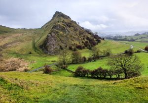 Parkhouse Hill walk from Hollinsclough