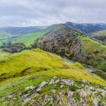 Dovedale views from Thorpe Cloud