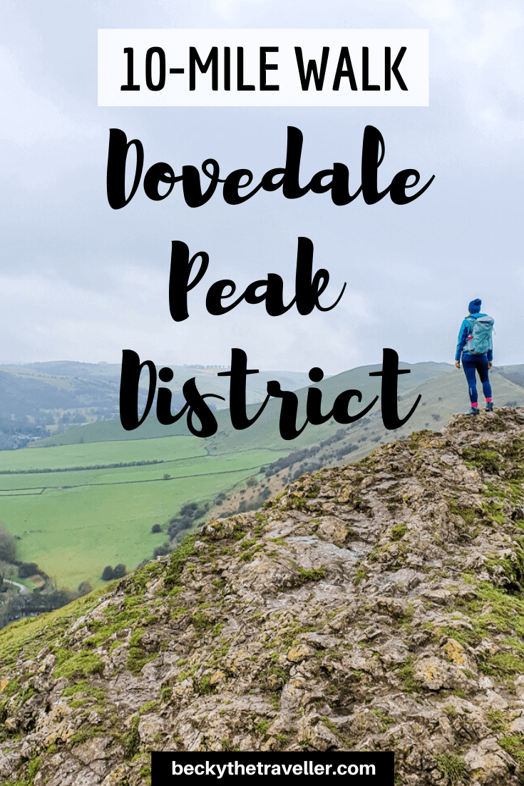 Dovedale Thorpe Cloud