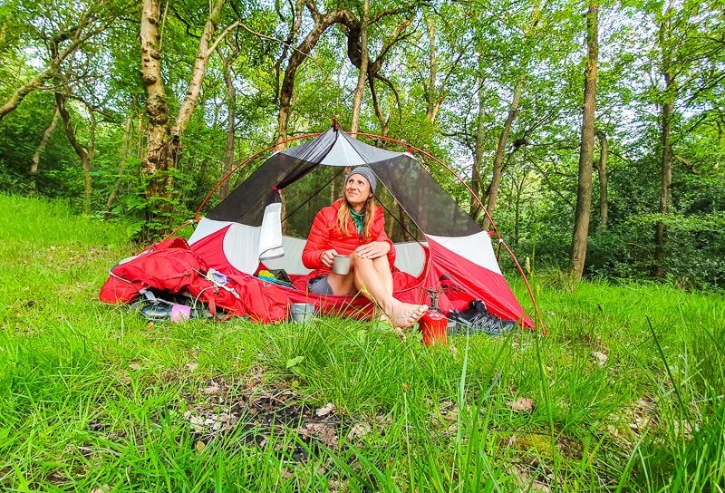 MSR Hubba 1-Man Tent