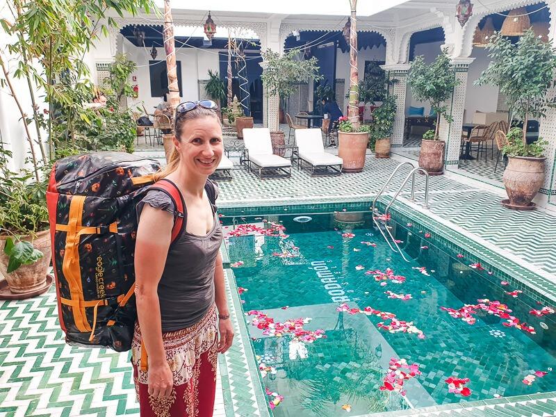 Hostel in Marrakech