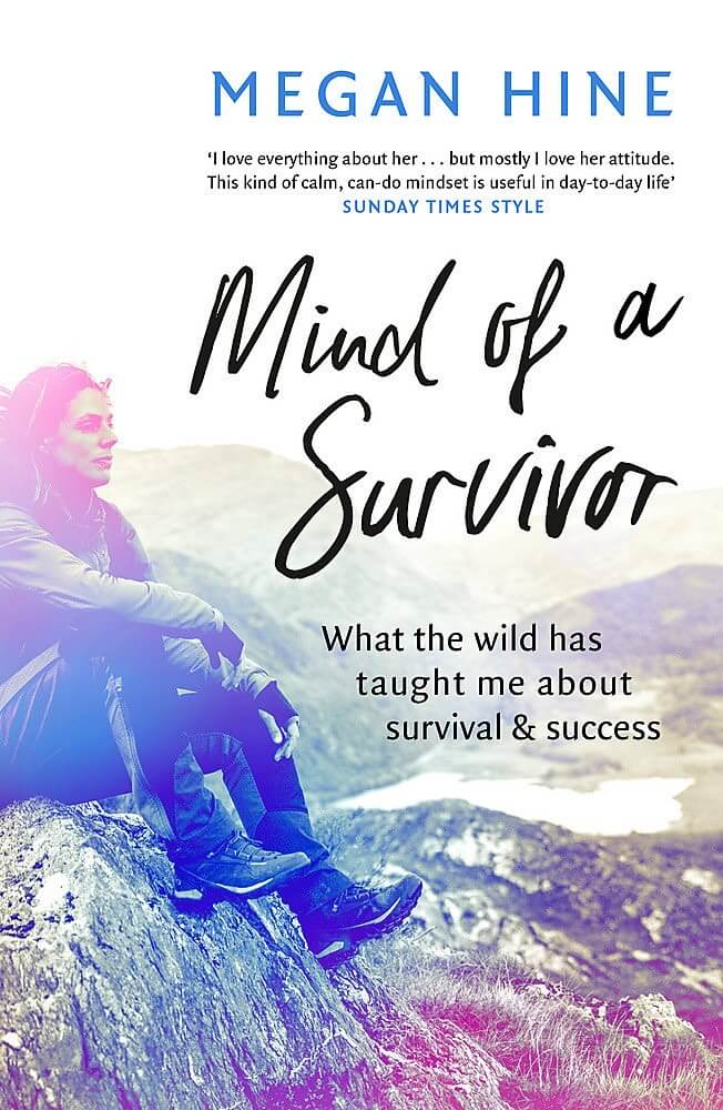 Adventure book Mind of a Survivor