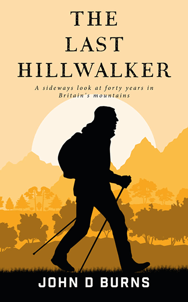 The Last Hill Walker - Adventure Book