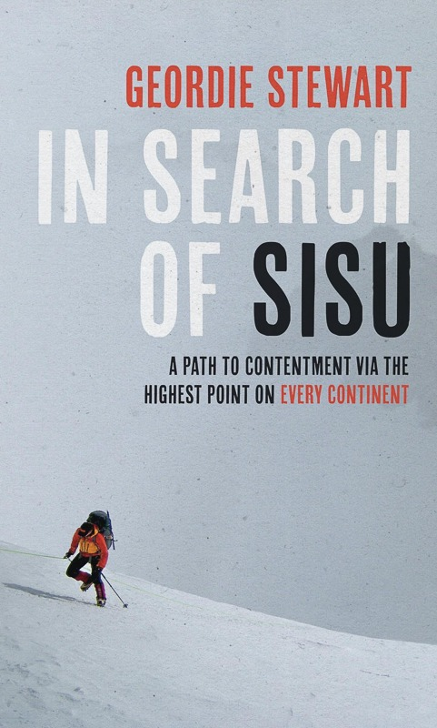 Adventure Book In search of Sisu