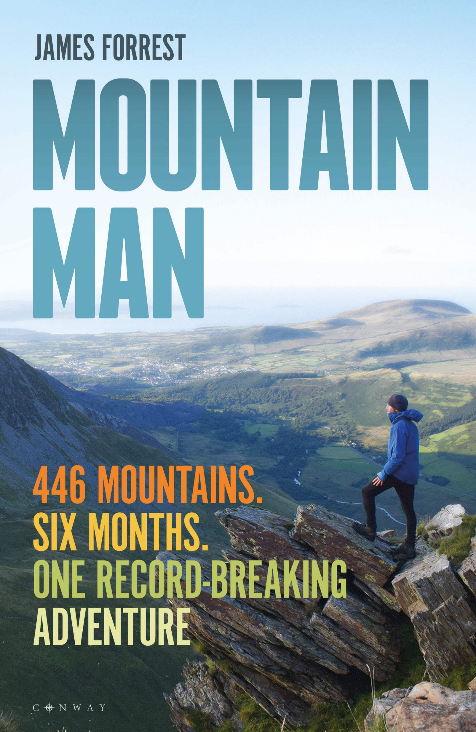 Adventure Book Mountain Man