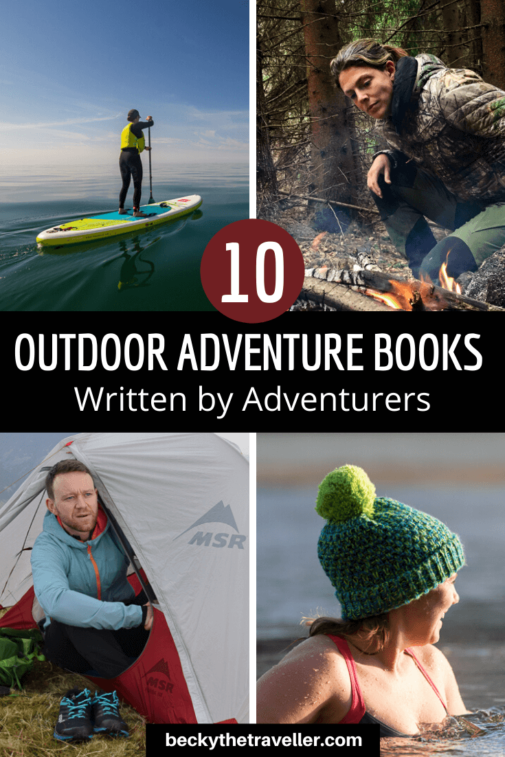 Outdoor adventure book