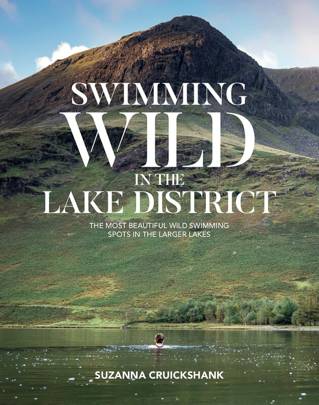 Swimming wild in the Lake District book