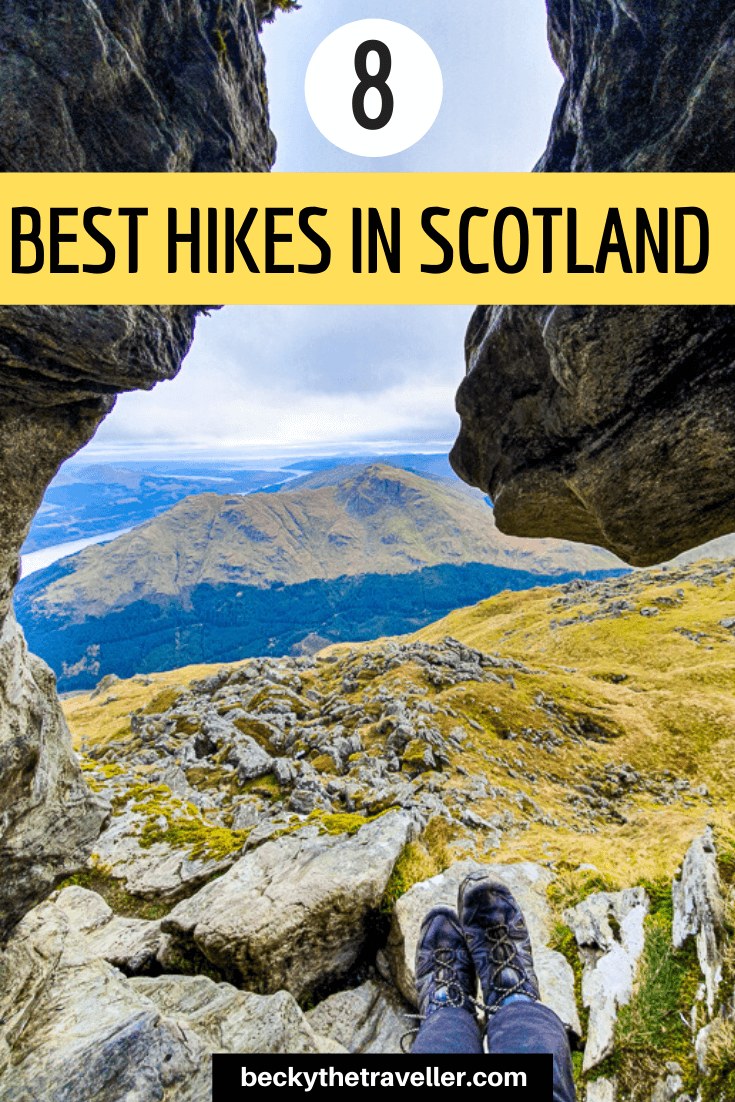 Best day hikes in Scotland