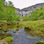Malham Cove in Yorkshire Dales
