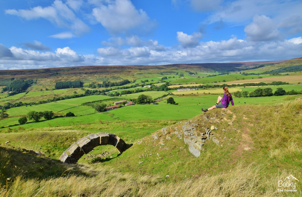 Rosedale day walk in North York Moors