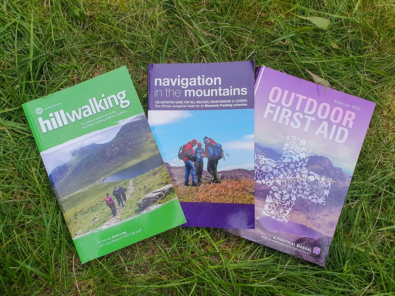 Mountain leader training recommended books