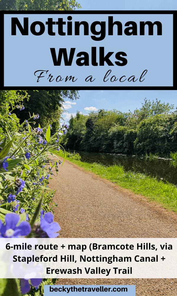 Nottingham Walks - Erewash Canal