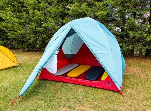 MSR Habitude 4 tent review