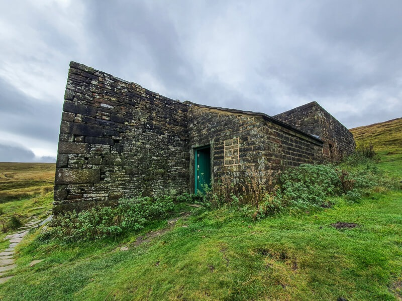 Top Withins Bothy
