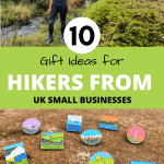 UK Gift Guide for walkers