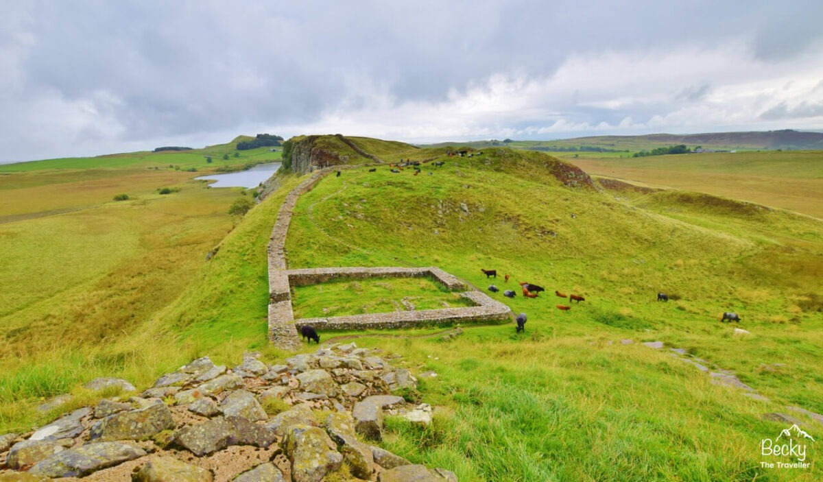 Hadrian's Wall - England Holiday