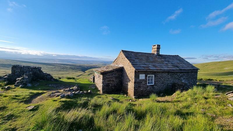 Greg's Hut near Cross Fell